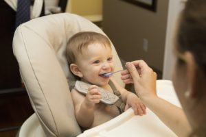 Weaning cooking and mealtime tips