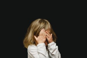 What can I do if my child has a tantrum?