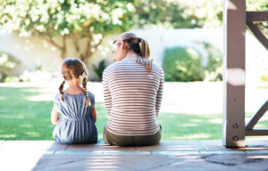 Coping with lockdown as a single parent