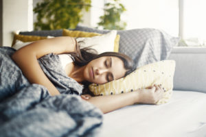 How can I help my teenager sleep better?
