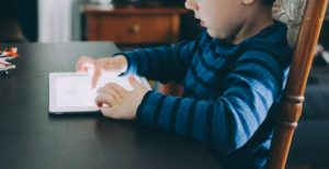 How to help my child regain social skills after lots of time on screens?
