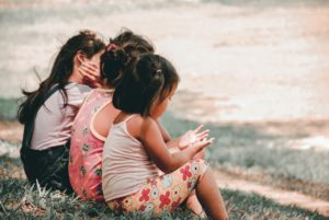 How can I help my child make friends or re-establish friendships?