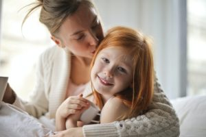 How can I help my child be body confident?