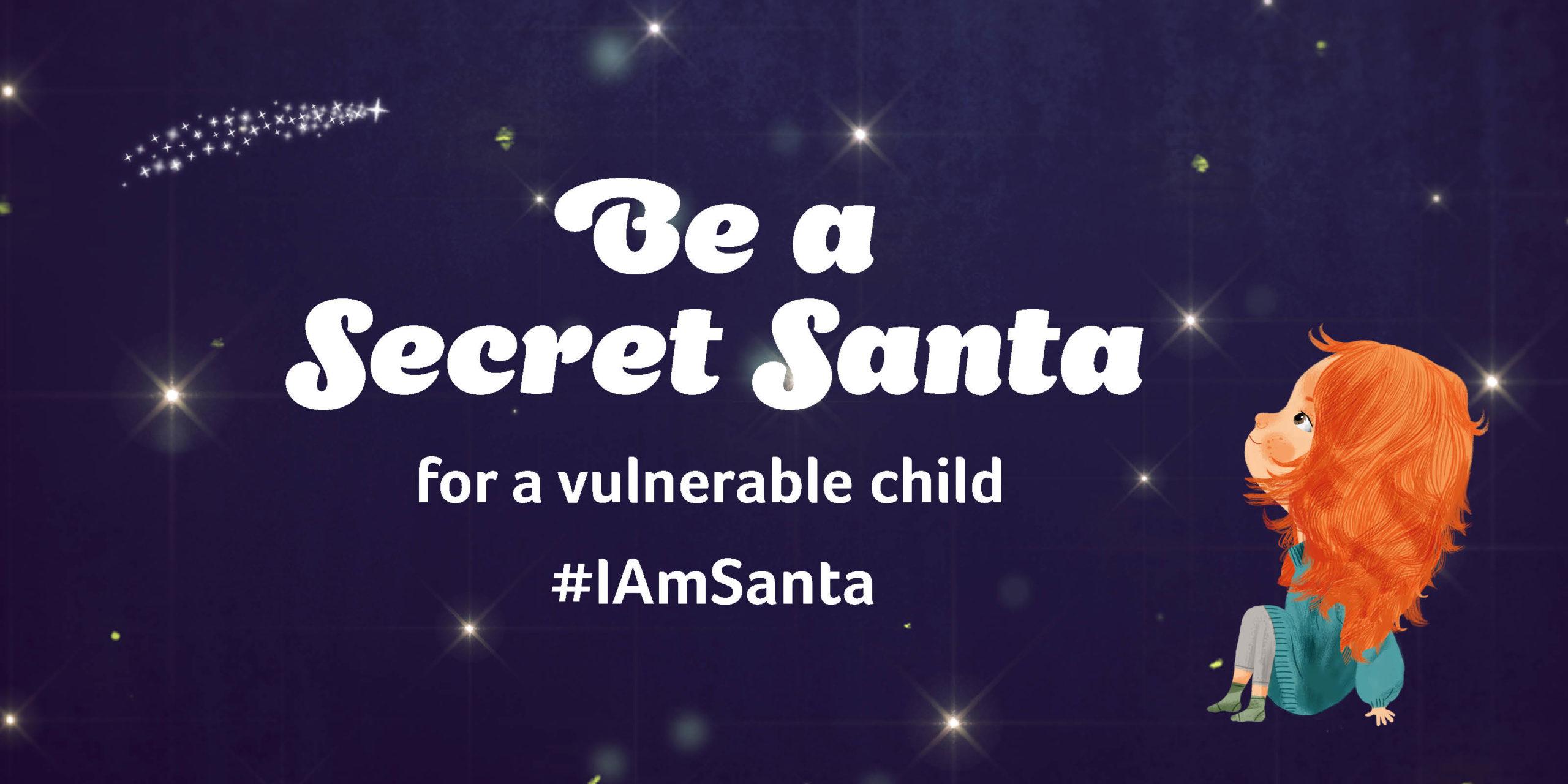 Be a Secret Santa