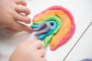 Activity: make playdough