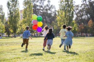 Summer activity ideas for children